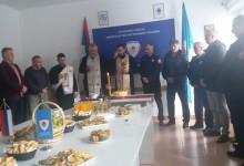 PU Foča proslavila krsnu slavu: U planu rekonstrukcija zgrade Uprave i podizanje spomenika stradalim kolegama