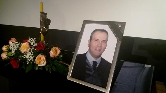Borko Davidović ispraćen u nezaborav