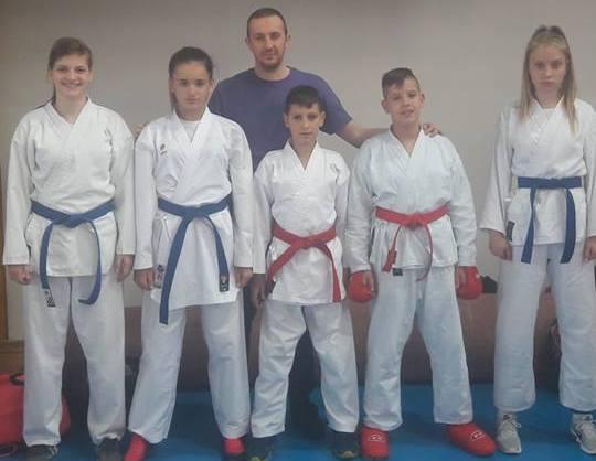 Karate: Medalje za fočanski Nipon na turnirima u Mostaru i Banji Koviljači