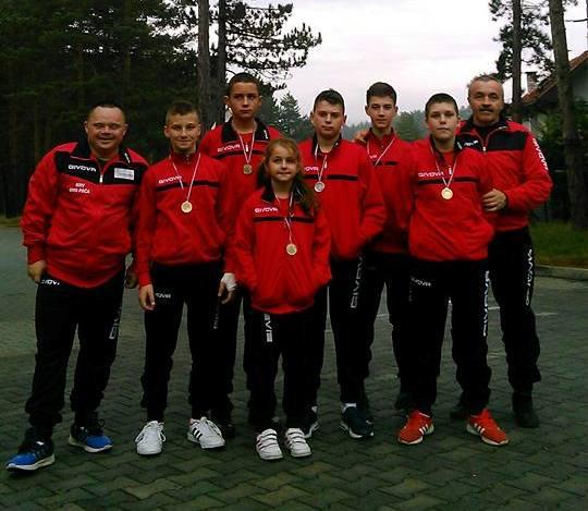 Karate: Ljubišnja i Nipon osvojili 16 medalja na turniru u Užicu