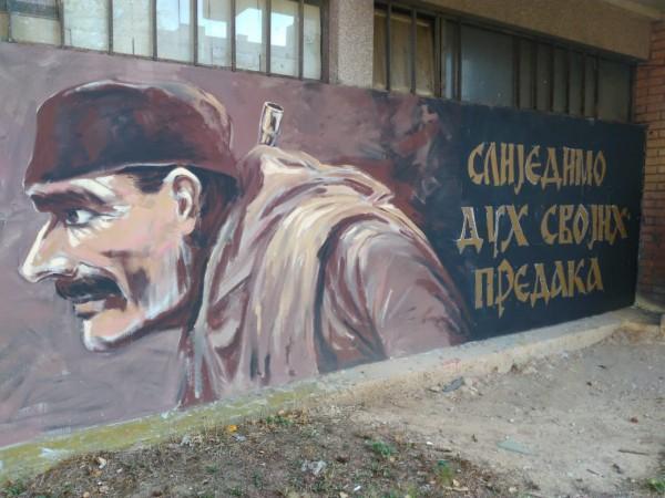 mural oko sokolovo