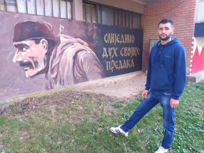 Vijek slobode- Murali oslobodilaca krase Foču