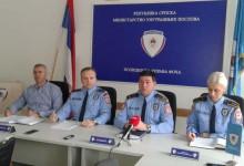 PU Foča:Procenat ukupne rasvjetljenosti krivičnih djela 95%