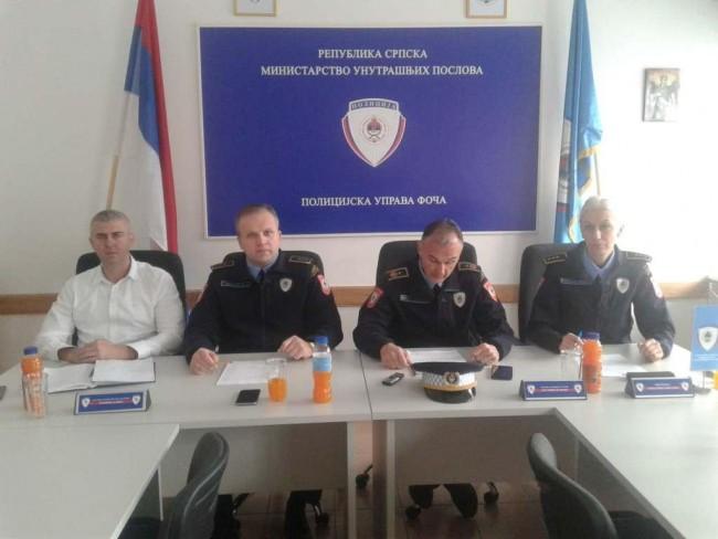 PU Foča: Pojačane kontrole policije u vrijeme praznika