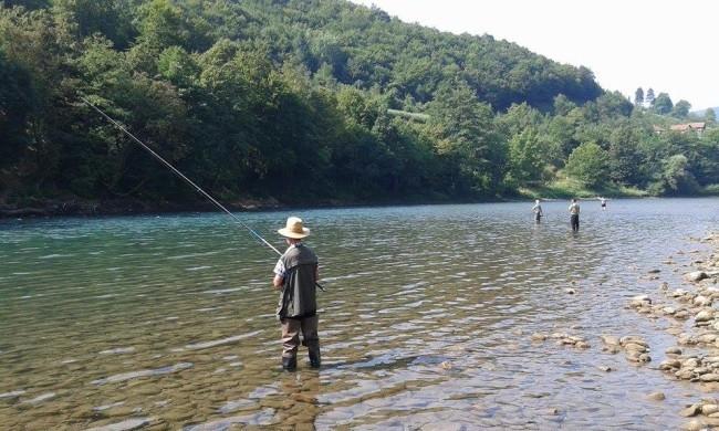 Prestanak zabrane ribolova na fočanskim rijekama