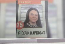 Snežana Marković kandidat za najboljeg sportistu Srpske- glasanje i SMS porukom