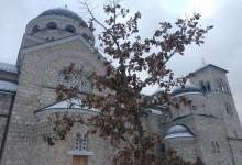 Hram Svetog Save- moleban za novu blagoslovenu godinu