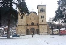 Mitropolit dabrobosanski Hrizostom bogosluži na Savindan u Foči