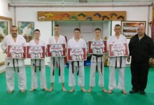 "Fočanska ""Ljubišnja"" dobila pet novih majstora karatea"