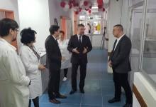 Šeranić: Bolnica u Foči primjer kako treba raditi sa mladim kadrovima