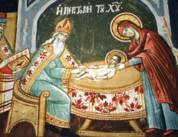 Danas Mali Božić- Obrezanje Isusa Hrista i Sveti Vasilije Veliki