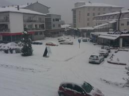 Putevi zasniježeni- palo 20 centimetara novog snijega