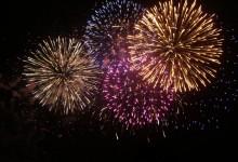 Vatrometom i molebanom obilježena julijanska Nova godina