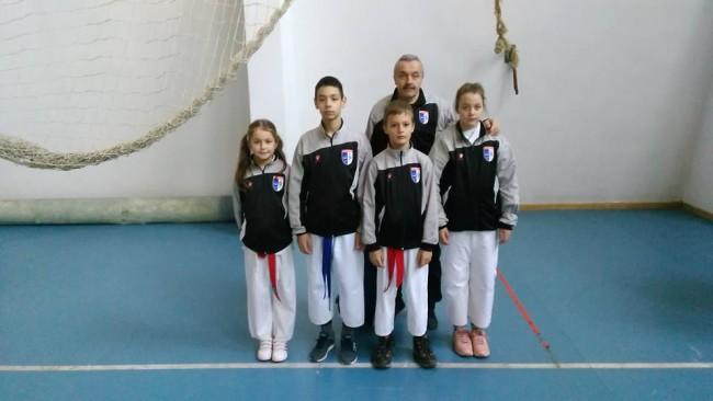 "Karate: ""Ljubišnji"" 14 medalja na regionalnom prvenstvu u Bileći"