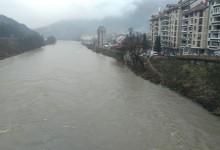 Vodostaji rijeka u Foči blago povećani, nema opasnosti od poplava