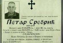 Sjećanje na doktora Srebrića, izuzetnog stručnjaka i velikog i plemenitog čovjeka