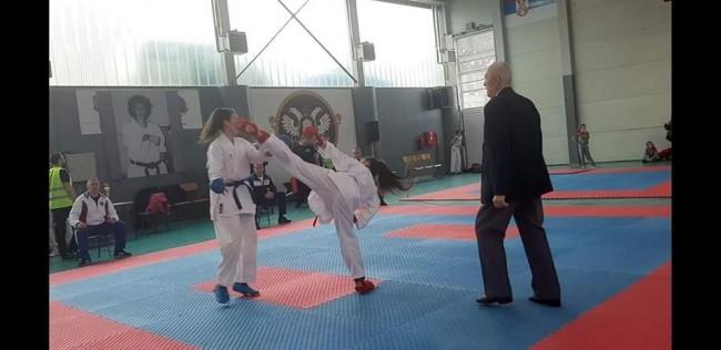 Valentina karate Valjevo