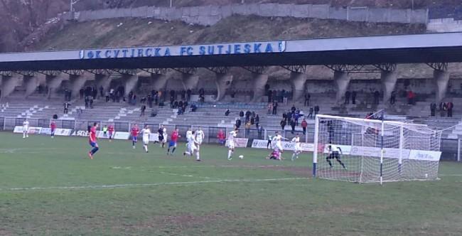 """Fudbaleri Sutjeske dočekuju Željezničar- pobjeda """"pod moranje"""""""