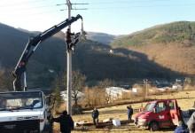 Zbog jakog nevremena pojedina seoska područja bez struje