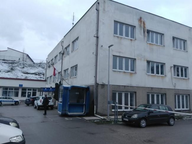 Zgrada Policijske uprave Foča dobija novi izgled
