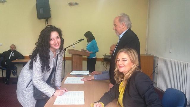 Opština stipendira 141 studenta