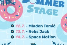 OK fest: Trojac di-džejeva zadužen za zabavu na bazenu