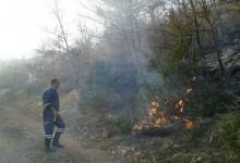 U Foči svaki dan bukte požari: Vatrogasci u martu intervenisali 49 puta