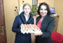 Za socijalno ugrožene opština Foča obezbijedila 166 korneta vaskršnjih jaja