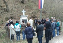Kratine: Obilježeno 26 godina od pogibije 11 srpskih boraca