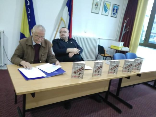 Predstavljena knjiga o zločinima Srba nad Srbima