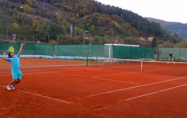 "Sutra finale teniskog turnira ""Foča open"""