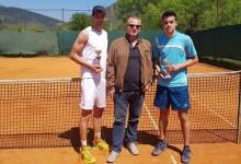 Tenis: Fundup pobjednik turnira u Foči
