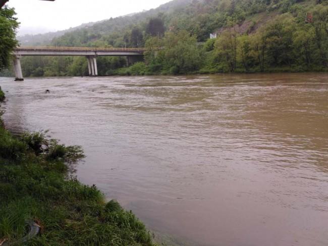 Vodostaji rijeka u Foči u blagom porastu