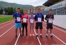 """Atletika: Pet medalja za učenike OŠ """"Sveti Sava"""" na takmičenju u Trebinju"""