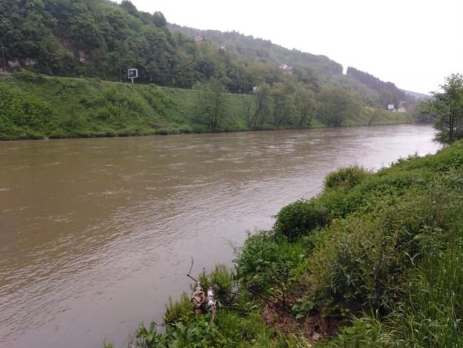 Vodostaji rijeka tokom dana u blagom porastu, najveći rast bilježi Bistrica