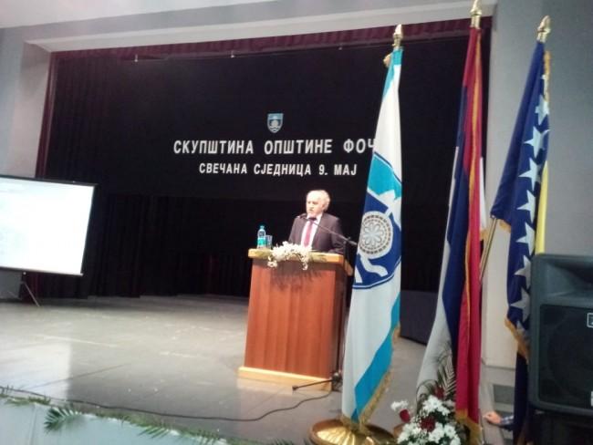 Dan opštine Foča- Mašić: Velike investicije Vlade obećavaju dobru perspektivu