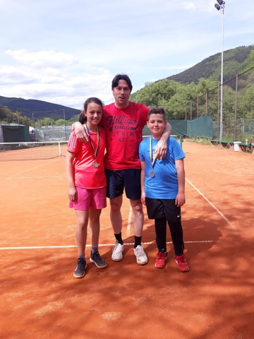 tenis lana