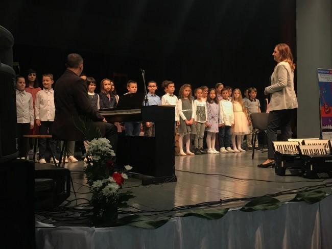 Učenici Osnovne muzičke škole održali godišnji koncert