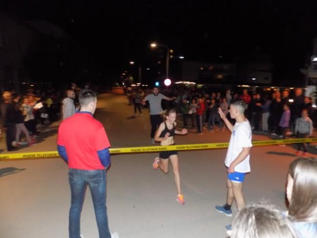 Slovački vojnik i tinejdžerka najbrži na Noćnim trkama