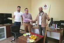 "Oprema Atletskom klubu ""Sutjeska"" od Studentskog doma"