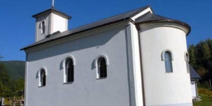 Na Preobraženje krsna slava Jabuke i parastos za stradale Srbe