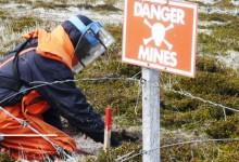 Povrijeđeni demineri van životne opasnosti