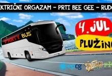Parti bus i ove godine u Plužinama