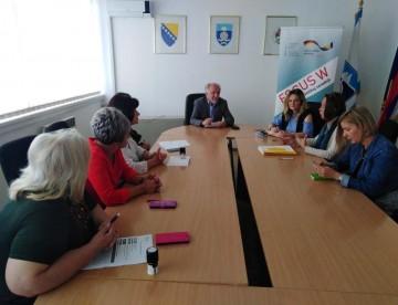 Udruženja žena iz Foče i Ustikoline izrađuju suvenire sa motivima ovog kraja