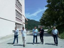Šeranić: Modernizacija Univerzitetske bolnice u Foči teče dobrom dinamikom