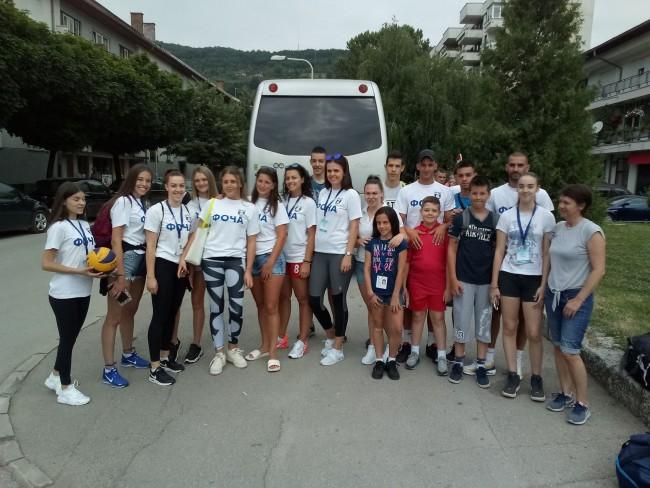 U Sokolac na MOSI iz Foče otputovalo 26 sportista