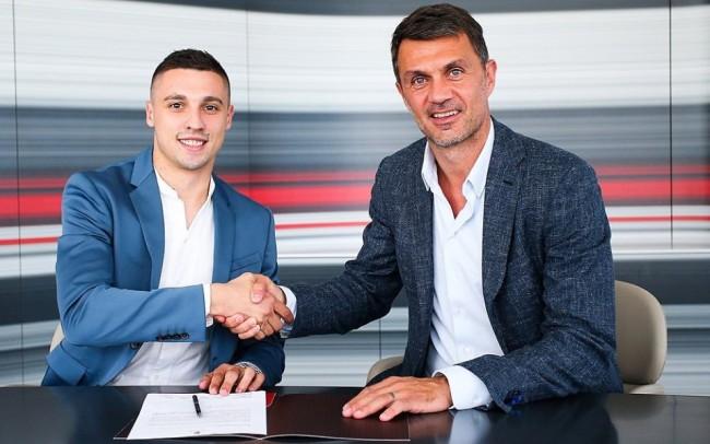Rade Krunić i zvanično u Milanu