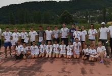 Medalje za fočanske atletičare na mitingu u Goraždu