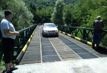 Rekonstruisan most na Bistrici
