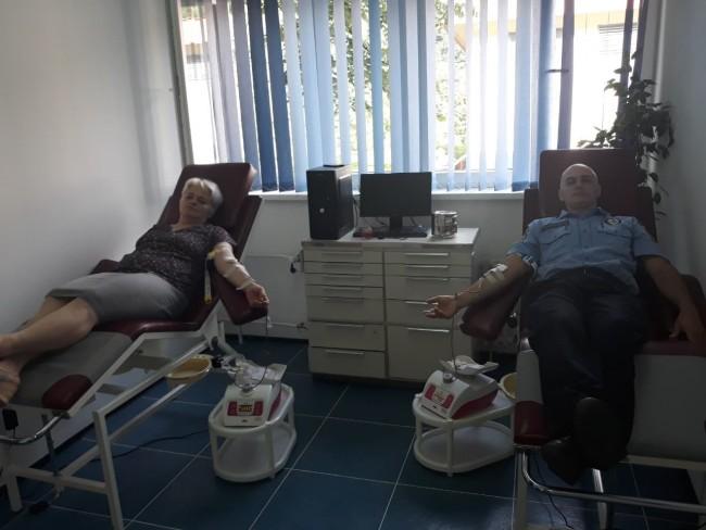 policija darivanje krvi 2